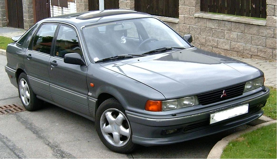 1989 Mitsubishi Galant Gasoline
