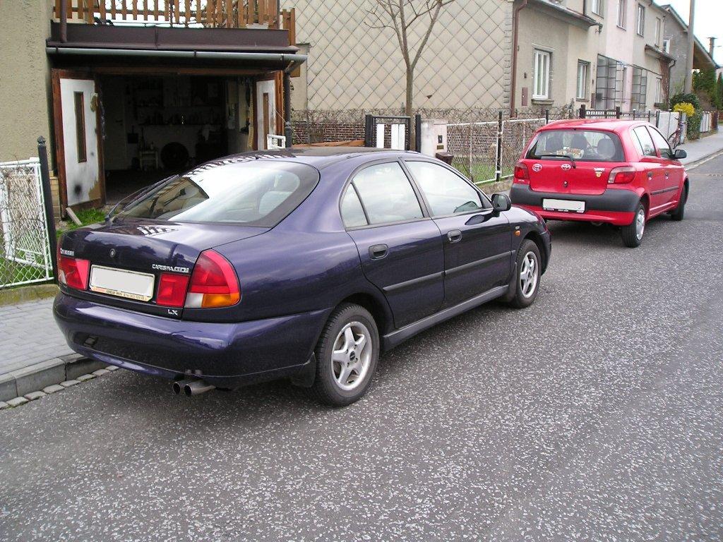 1998 mitsubishi carisma 1 8 112 cui gasoline 92 kw. Black Bedroom Furniture Sets. Home Design Ideas