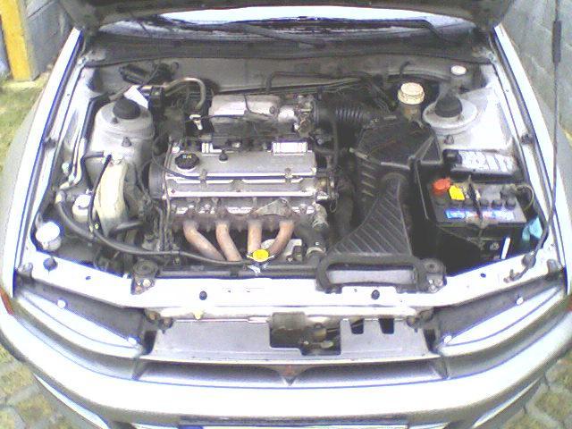 1993 eclipse engine in 1998 galant rh thegalantcenter org Mitsubishi Lancer 2000 4G63 DOHC